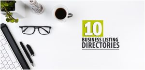 Business listing directories