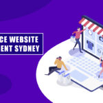 ecommerce website development sydney